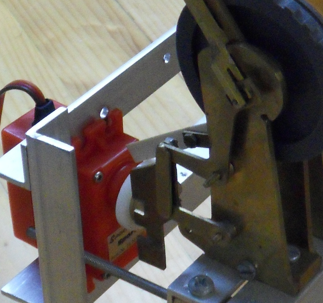 Simple Lever Frame